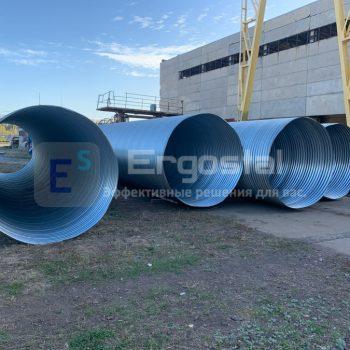Профилированные спиральновитые трубы-4