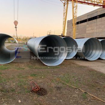 Профилированные спиральновитые трубы-5